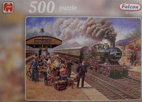 City of Truro Jigsaw