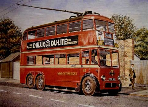 London Trolley